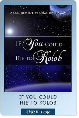 If You Could Hie To Kolob